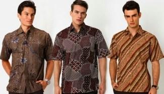 Model Baju Batik Guru dengan Pilihan Terbaik