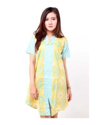 Model Baju Batik Pesta untuk Kamu yang Non Muslim