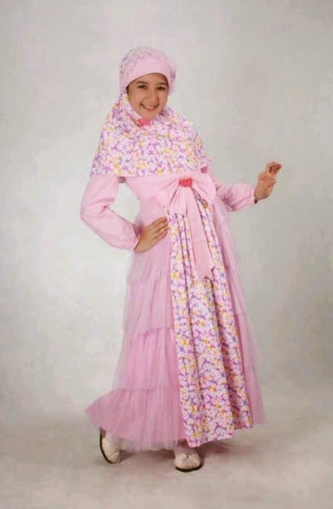 460 Model Baju Anak Perempuan Masa Kini Terbaru