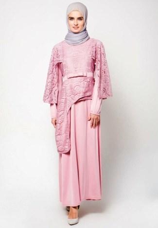 Update Model Baju Gamis Sifon Terlengkap 2018 Motif Kembang Dan Polos
