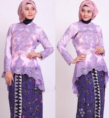 Model Kebaya Remaja Muslim