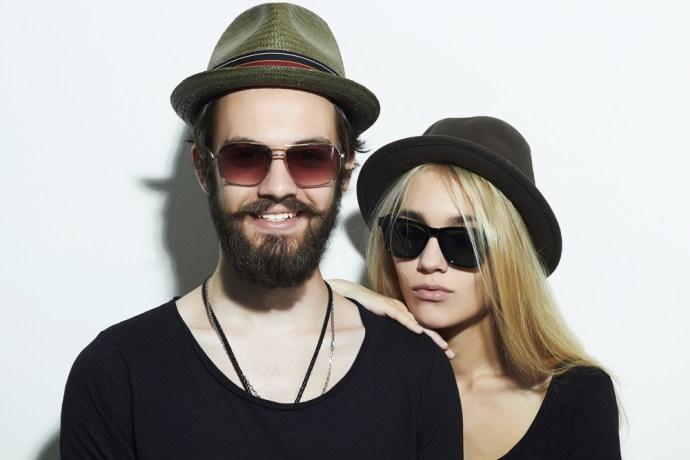 6. stylish hat