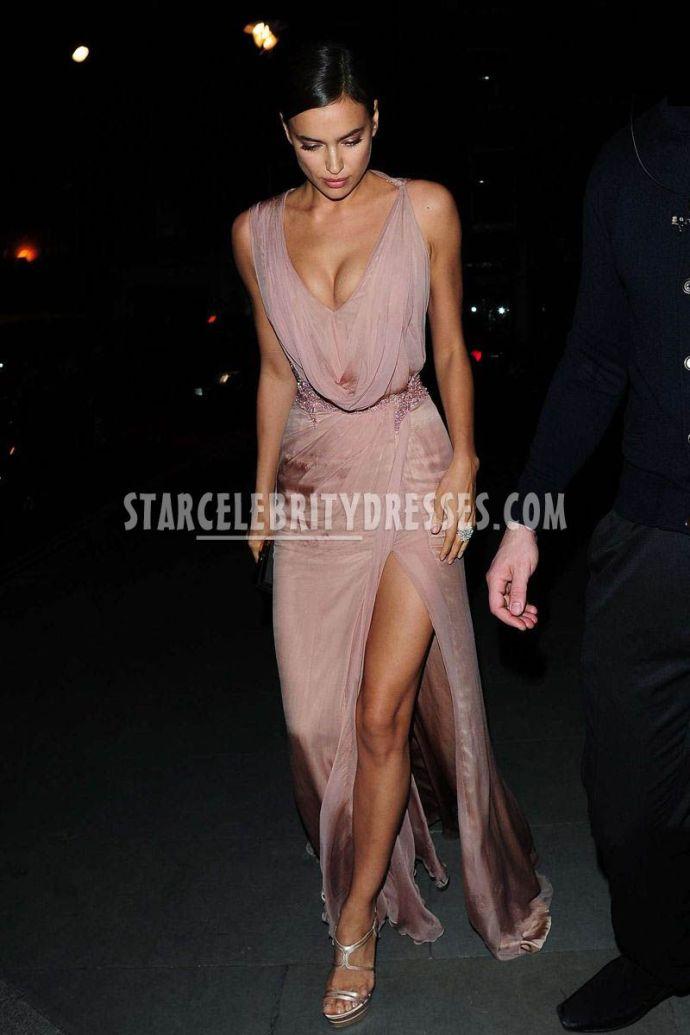 celebrity occasion dresses