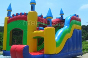 4 events to use Inflatable Water Slides