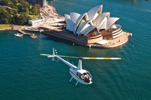 Are You Ready For A Scenic Sydney Helicopter Tour?
