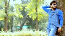 Model_Saurabh_Tandon Shooting album TERI HAR ADAA at City Forest