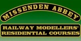 Missenden Abbey Railway Modellers' Residential Courses Logo