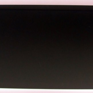 "20 thou (.020"") 0.5mm thick black plastic card (12 sheets)"