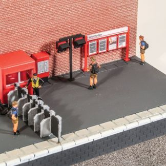 Model Scene 5053 Modern Era Platform Accessories (OO scale)