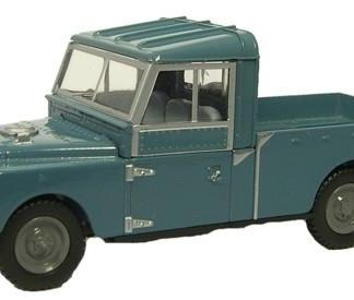 Oxford 76LAN1109002 Land Rover 109 inch - Blue (OO gauge)
