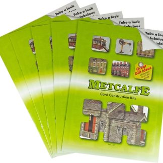 Metcalfe Models CAT1 Catalogue