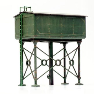 Dapol C005 Water Tower (OO scale plastic kit)