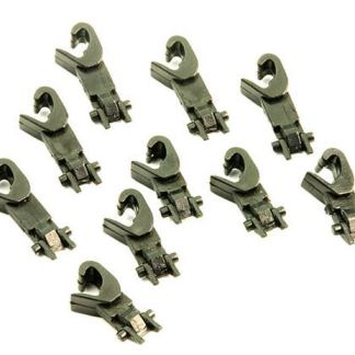Dapol NEMCOUP N Gauge NEM Couplings (5 short, 5 long)