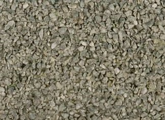 Gaugemaster GM115 Grey Granite Ballast N Scale (500g)