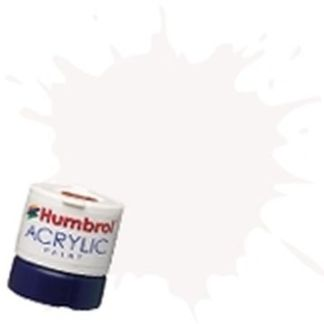 Humbrol 135 Varnish Satin - Acrylic Varnish 14ml