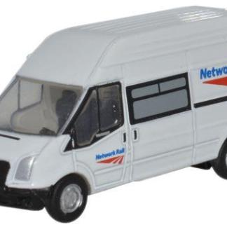 Oxford NFT005 Ford Transit - Network Rail (N gauge)