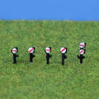 PD Marsh PDX361 Painted Ground Signals (N gauge)