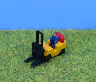 PD Marsh PDX68 Painted Fork Lift Truck (N gauge)