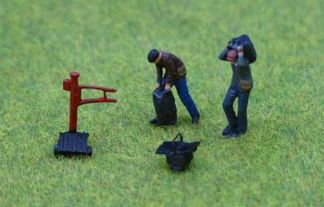 PD Marsh PDZ39 Coalmen and Scales (OO scale)