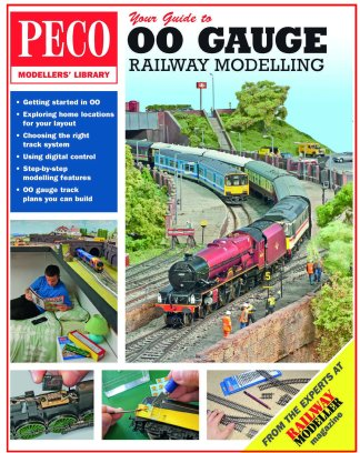 Peco PM-206 Your Guide to OO Gauge Railway Modelling