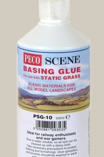 Peco PSG-10 Static Grass Basing Glue (500ml)