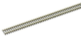 Peco SL-300 Code 80 Wood Sleeper Type Flexible Track (1 Yard - N gauge) **Collection only **