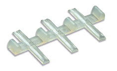 Peco SL-311 Code 55 & 80 Insulated Rail Joiners (12)