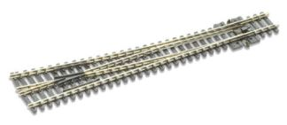 Peco SL-388 Code 80 Insulfrog Right hand Turnout, large radius (N gauge)