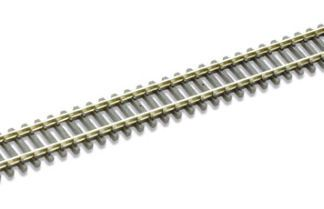Peco ST-11 Setrack Double Straight (N gauge)