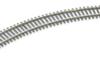Peco ST-221 Setrack No.1 Radius Double Curve (Equivalent to Hornby R605) (OO gauge)