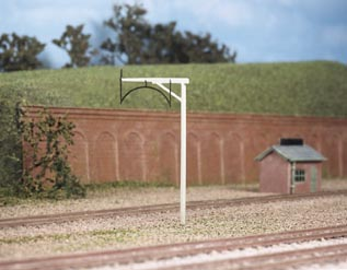 Ratio 233 Loading Gauge (N gauge plastic kit)
