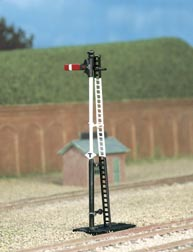 Ratio 270 Home or Distant Signal (Upper Quadrant) (N gauge plastic kit)