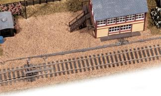 Wills SS90 Point Rodding Extension Kit (OO scale plastic kit)