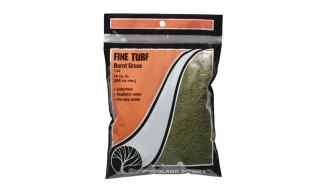 Woodland Scenics T44 Fine Turf - Burnt Grass