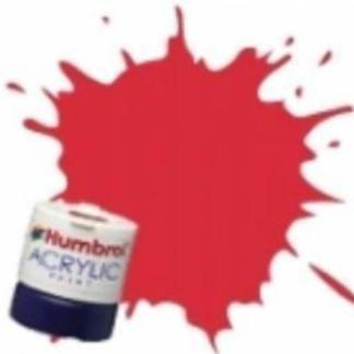 Humbrol RC423 Carmine - Rail Colours Acrylic Paint 14ml
