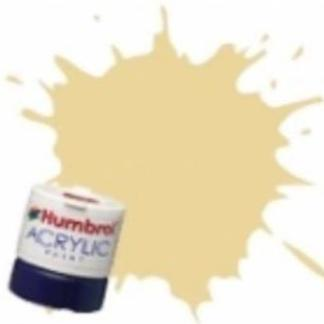 Humbrol RC424 Cream - Rail Colours Acrylic Paint 14ml