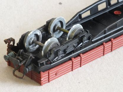 Marklin 4514 Low-sided bogie wagon (Secondhand HO scale)