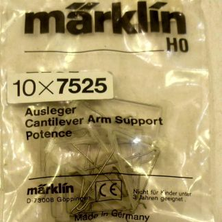 Marklin 7525 Cantilever Support Arm (Pack of 10) Secondhand