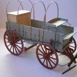 Cowboy Chuck Wagon 1860 Model Trailways 1 12 Scale Non Ship Categorised Builds Model Ship World