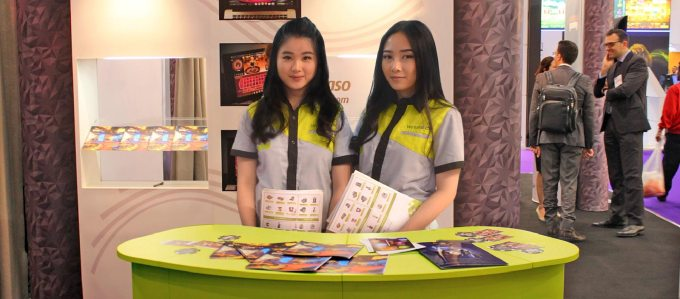 spg - sales promotion girl