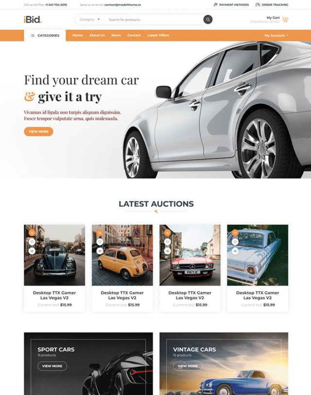 Automotive Auctions