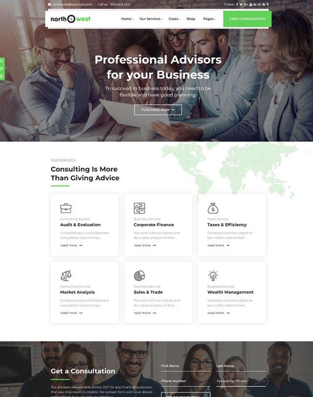 Advisory Consulting
