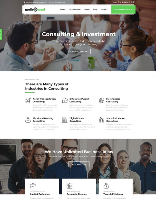 Investments Consulting
