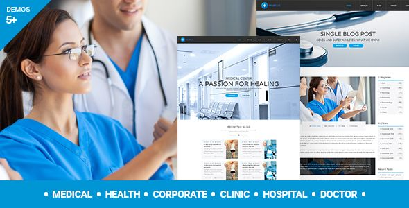 MedPlus – Coronavirus Prevention Theme