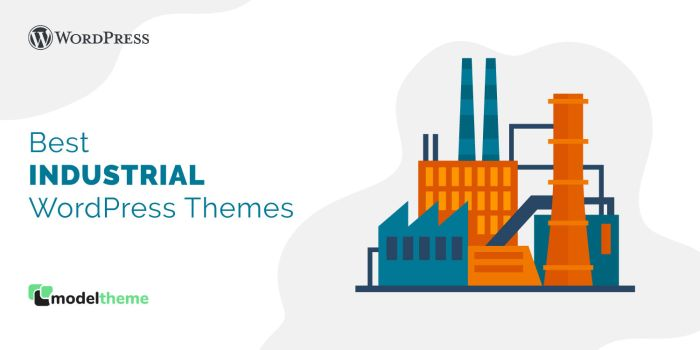 Best Industrial WordPress Themes in 2019
