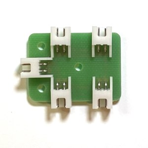 One-2-Four Connector Block