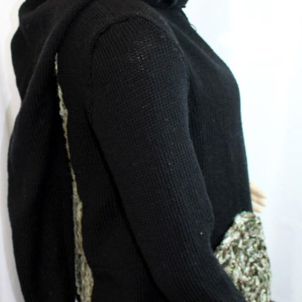 Vous cherchez une veste chaude pour protéger du froid la fée qui sommeille en vous? Alors la veste féérique est pour vous.