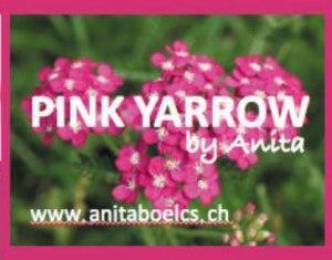 Pink Yarrow: c'est la couleur que j'préfère