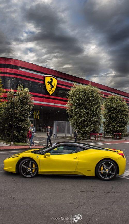 Scuderia Ferrari - foto Angelo Nacchio