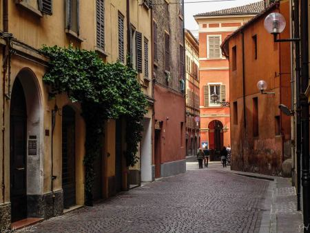 Via Blasia, Modena - Raccontiamo Modena